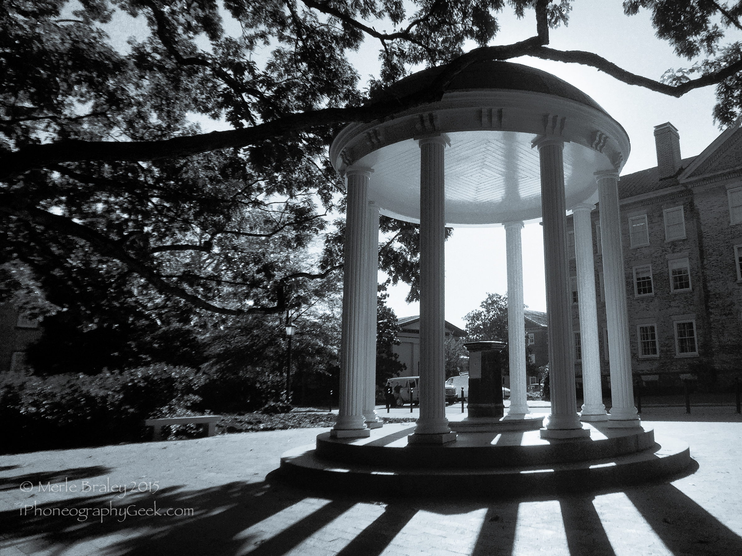 UNC Well (c) Merle Braley 2015-2